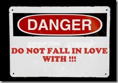 DO NOT FALL IN LOVE WITH
