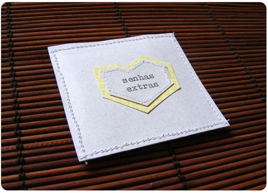 Envelope costurado