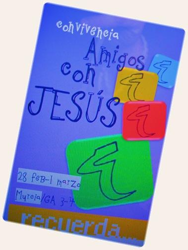 Amigos con Jesús