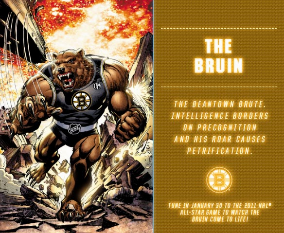 The Guardian Project: The Bruin
