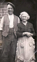 Albert Edward Butler and Maud Mary Greenough
