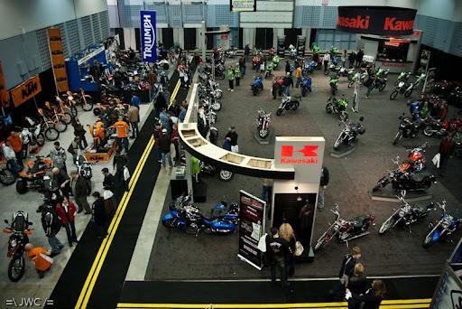 KTM, Triumph & Kawasaki