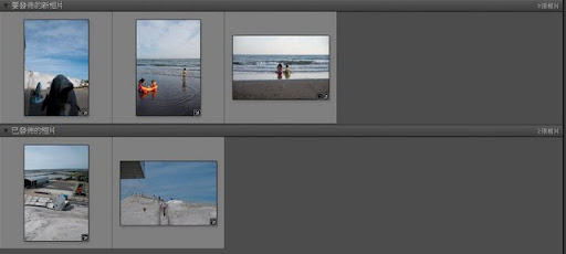 Export to Picasa (for Lightroom) 編修照片後直接上傳至Picasa