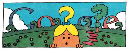 [76th Birthday Of Roger Hargreaves-Little Miss Curious Google Doodle Logo[4].jpg]