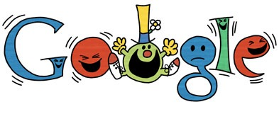 [76th Birthday Of Roger Hargreaves-Mr Funny Google Doodle Logo[4].jpg]