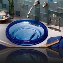 Idée déco salle de bain exotique