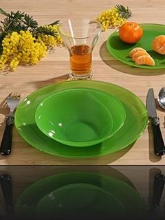 assiette design pas cher