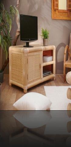 meuble bambou