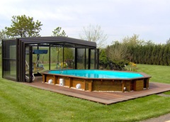 The shopping online april 2011 for Abri de piscine octogonale hors sol