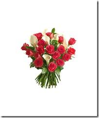 bouquet de fleur mariagr avec l'Arum blanche