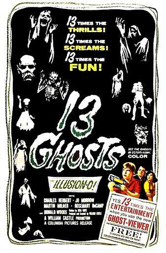 13 призраков 1960 года сша 13 привидений