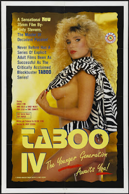 Taboo IV: The Younger Generation (1985, USA) movie poster