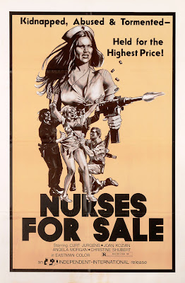 Nurses for Sale (Käpt'n Rauhbein aus St. Pauli) (1971, Germany) movie poster