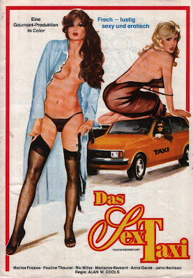 Taxi for Ladies: Call 6969 (Chiamate 6969: taxi per signora, aka Sex Taxi) (1981, Italy) movie poster