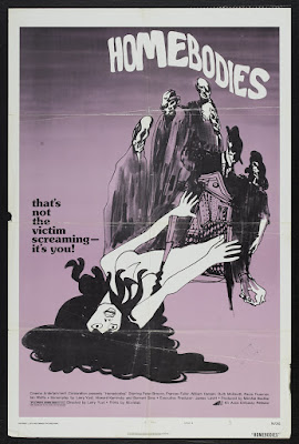 Homebodies (1974, USA) movie poster