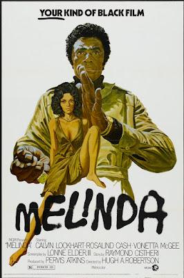 Melinda (1972, USA) movie poster