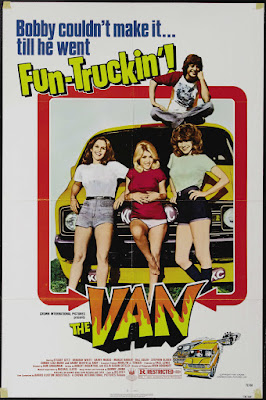 The Van (1977, USA) movie poster