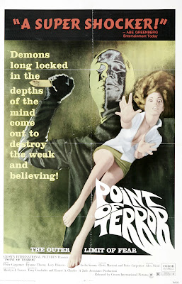 Point of Terror (1971, USA) movie poster
