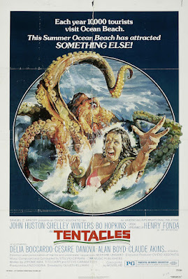Tentacles (Tentacoli) (1977, Italy / USA) movie poster