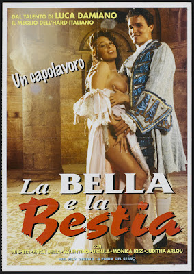 Beauty and the Beast (La bella e la bestia) (?, Italy) movie poster