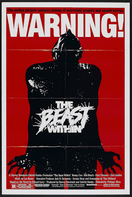 The Beast Within (1982, USA) movie poster
