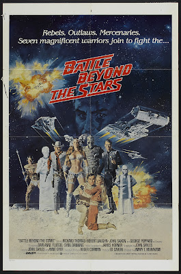Battle Beyond the Stars (1980, USA) movie poster