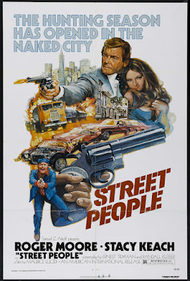 Street People (Gli esecutori / The Executors) (1976, Italy) movie poster