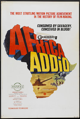 Africa Blood and Guts (Africa addio / Farewell Africa) (1966, Italy) movie poster