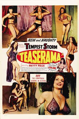 Teaserama (1955, USA) movie poster
