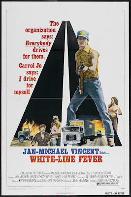 White Line Fever (1975, USA / Canada) movie poster