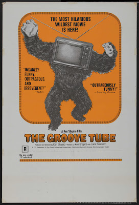 The Groove Tube (1974, USA) movie poster