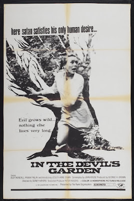 In the Devil's Garden (aka Assault) (1971, UK) movie poster