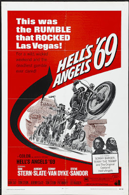 Hell's Angels '69 (1969, USA) movie poster