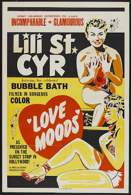 Love Moods (1952, USA) movie poster