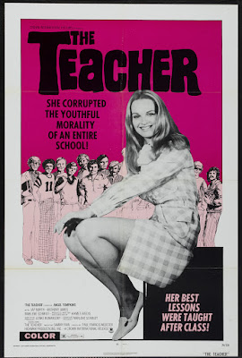 The Teacher (1974, USA) movie poster