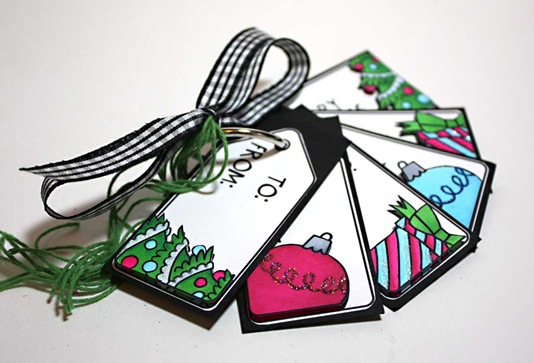 Holiday Tags Kisa