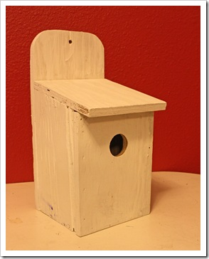 birdhousebefore