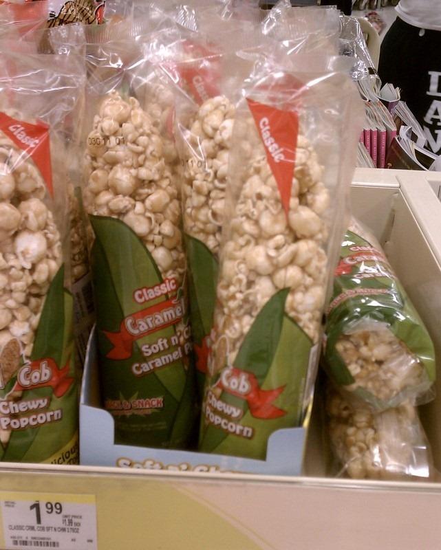 yum chewy popcorn