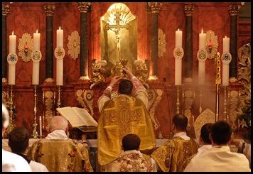 Misa Pontifical 4