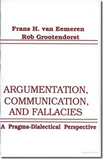 Argumentation, Communication and Fallacies