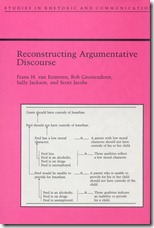 reconstructing argumentative discourse