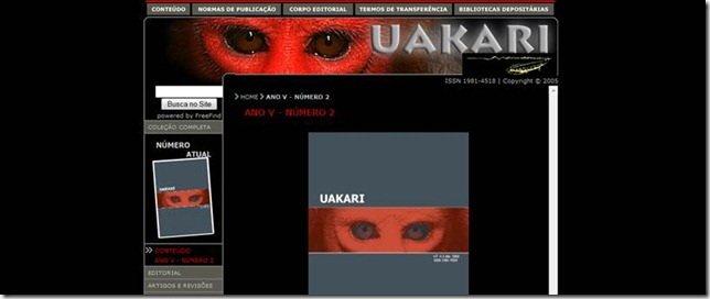 Mamiraua - Uakari
