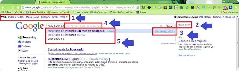 GoogleInstantSearch