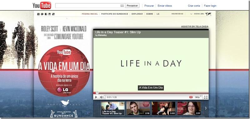 Youtube-LifeinaDay