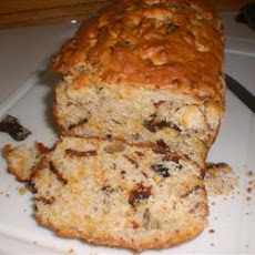 Walnut bacon bread