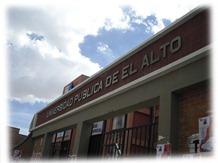 Universidad Publica de EL ALTO