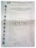 Resolucion Nomina CUB