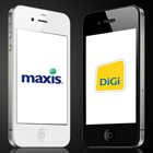 Post image for Maxis & DiGi Launched iPhone 4 in Malaysia