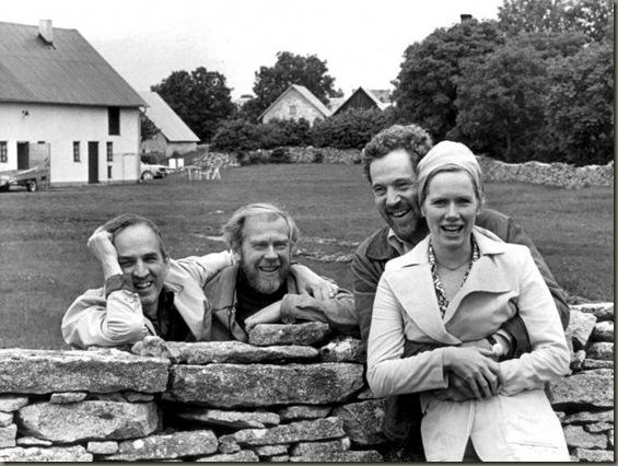 Nykvist, Bergman Ullman