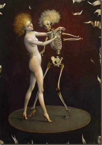 Claude Verlinde La danza macabra
